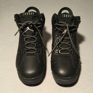Air Jordan 6 boots Size 10
